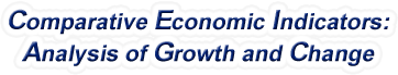 Hawaii - Comparative Economic Indicators: Analysis of Growth and Change, 1969-2016